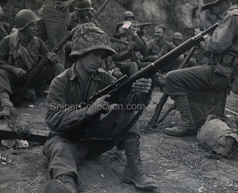 PFC Edward Foley with the 36th division (italy) 1944